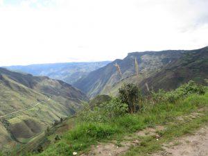 Kuelap Aussicht von 3000m