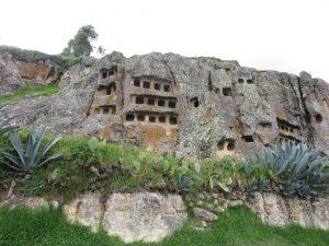 Grabhöhlen von Otusco