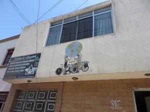 Casa de Ciclista