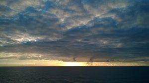 Wolken die Schatten auf Wolken werfen - fasziniert mich immer wieder